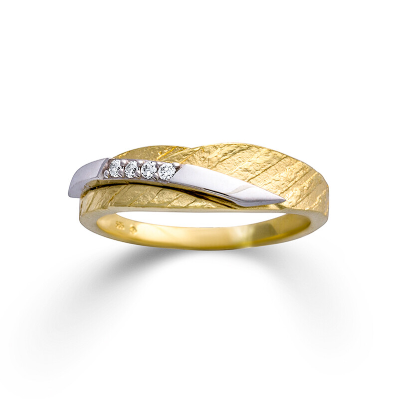 Gelbgold Ring