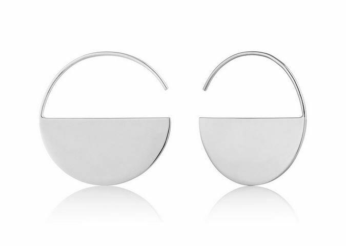 Ania Haie Damen Ohrhänger  925er Silber