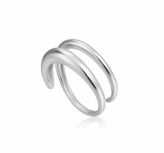Ania Haie Damen Ring 925er Silber
