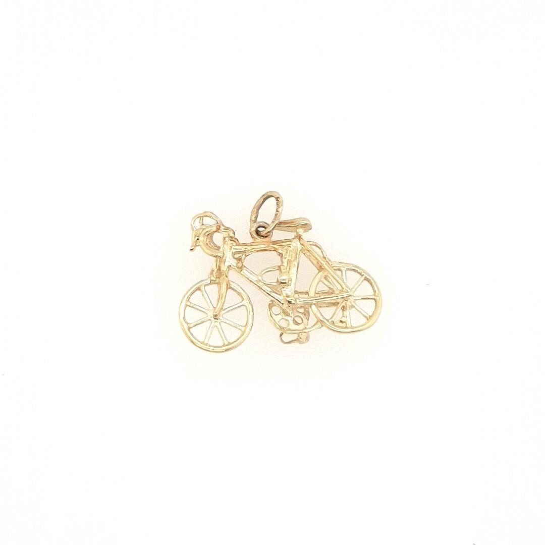 Fahrrad Gold 585