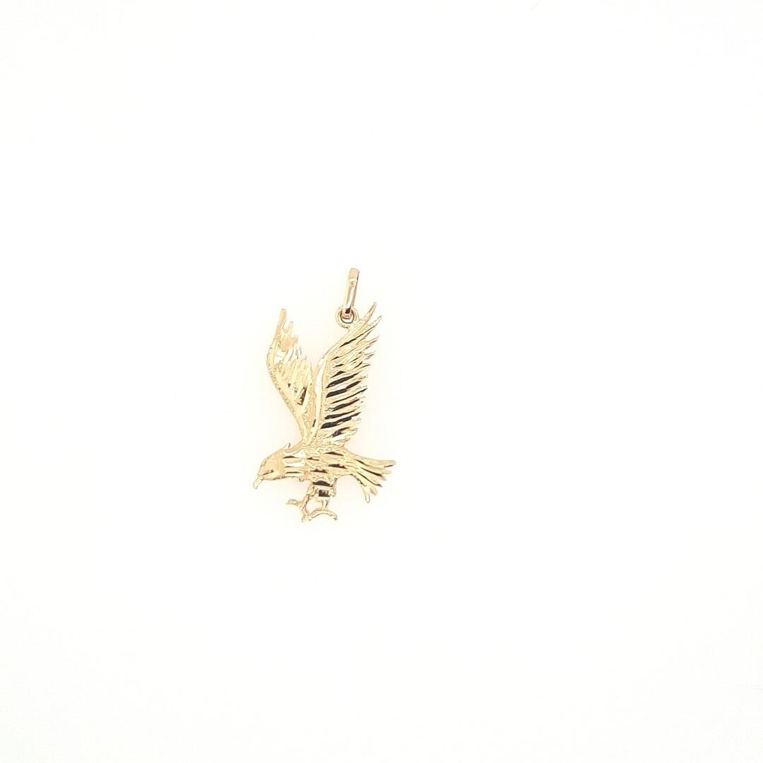 Gold Anhänger Adler Gold 585 / 000