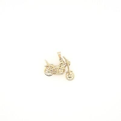 Gold Motorrad 585