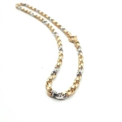 Gold Kette 46cm