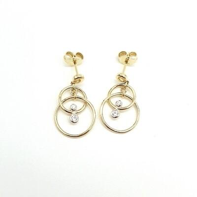 Gold Ohrstecker 585 von Juwelier EDER