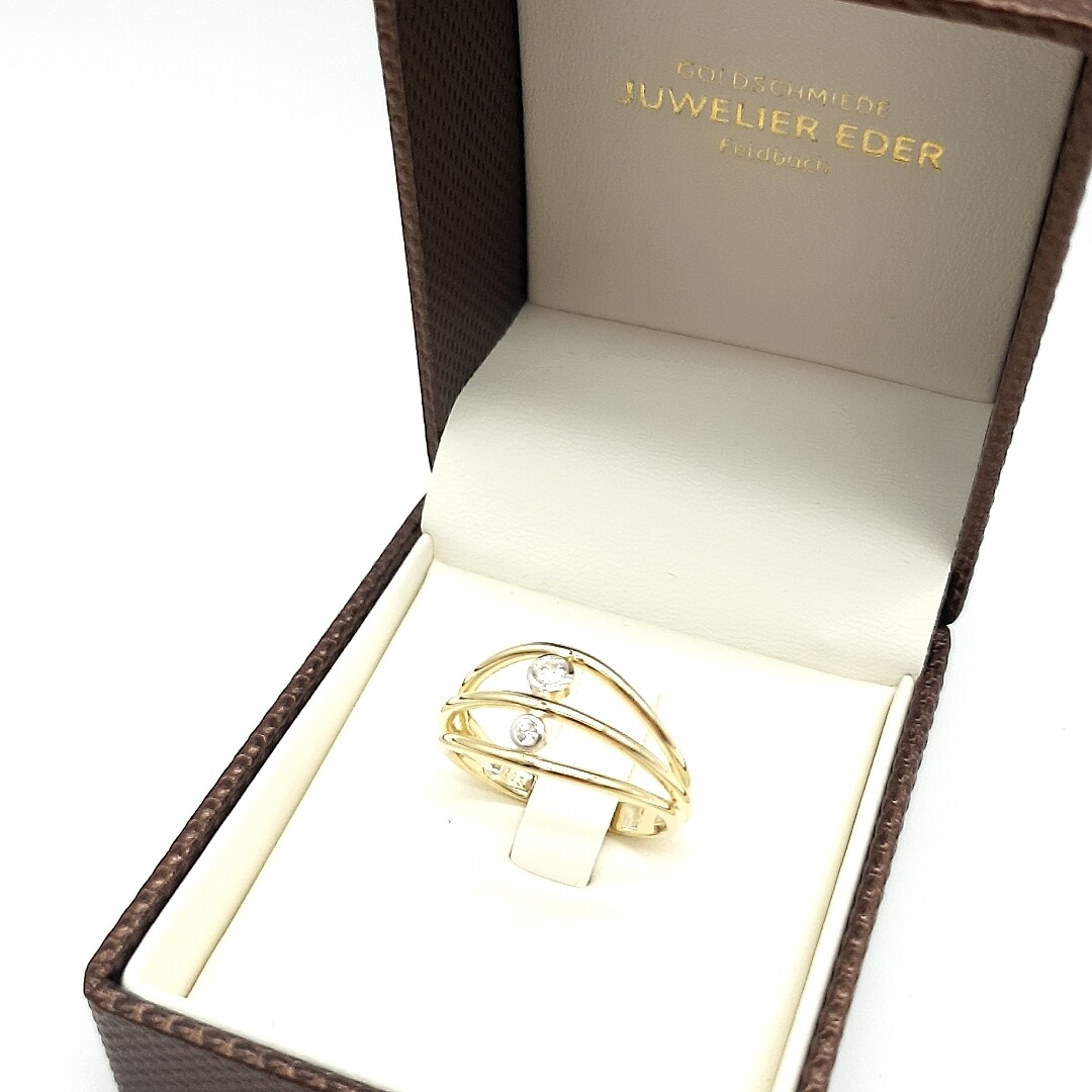 Gold Ring 585/000