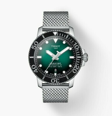 TISSOT SEASTAR 1000 POWERMATIC 80  T120.407.11.091.00