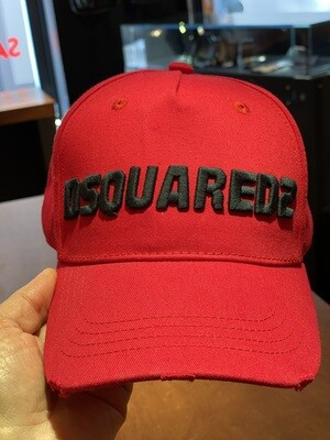 DSQUARED2 Cap - DSQUARED2 red/black