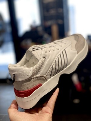 D2 Sneakers 1276 SILVER, white