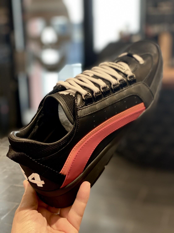 D2 Sneakers 574 COLORS, black