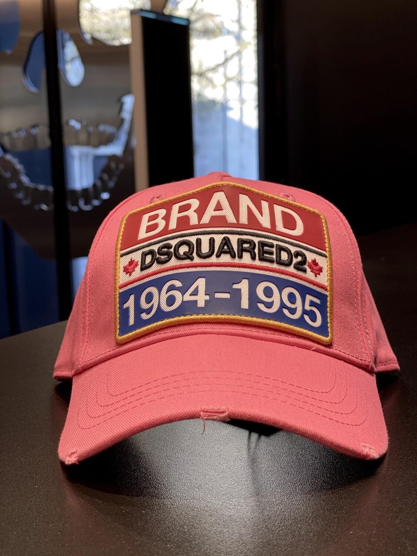 DSQUARED2 - Cap 1964/1995, rosa