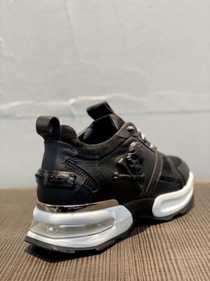 PP Runner SKULL, black