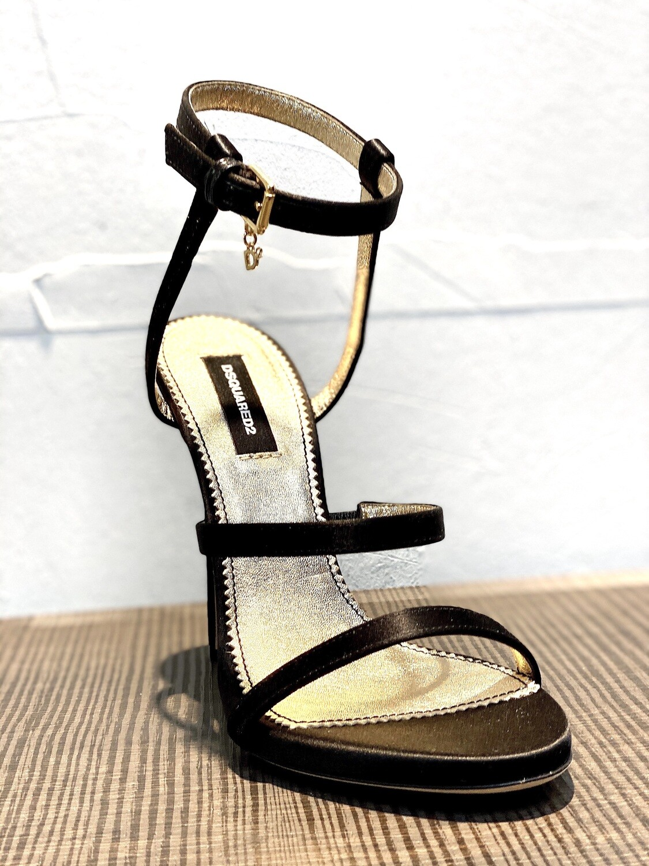 D2 Sandal 001, black