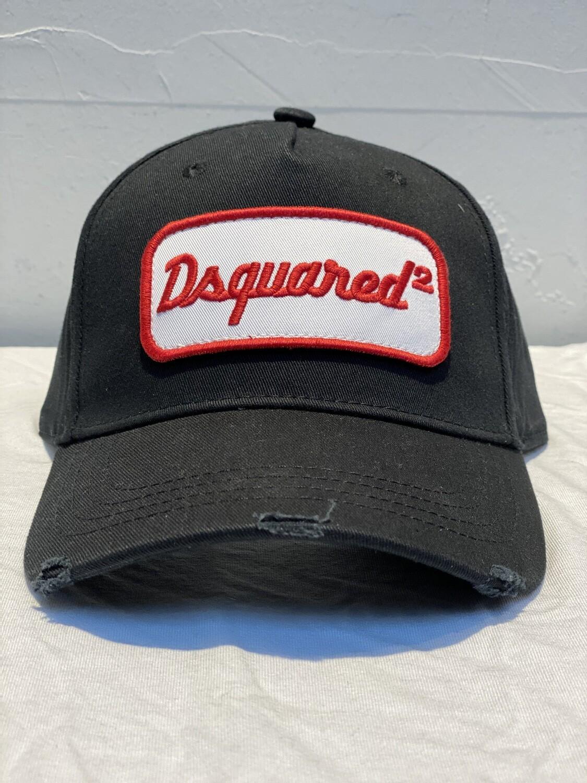 DSQUARED2 - Cap DSQUARED2, nero