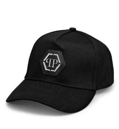 PP - Baseball Cap , black