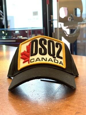 DSQUARED2 -  Cap CANADA, black