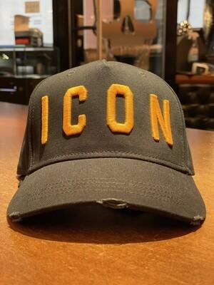 D2 - ICON Cap blue/yellow