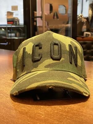 D2 - ICON Cap Camouflage