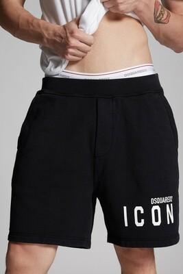 D2 ICON Shorts, black