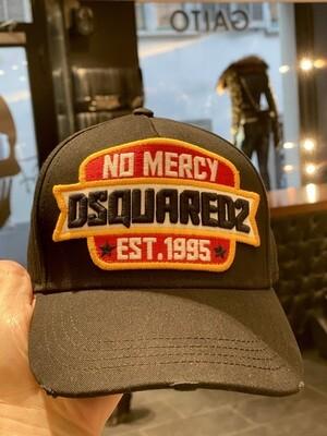 D2 Cap NO MERCY, black