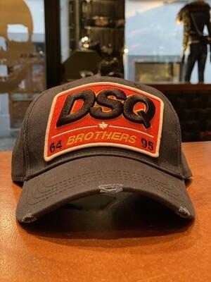 D2 Cap DSQ BROTHERS, navy
