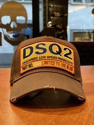 D2 Cap DSQ, khaki 13673