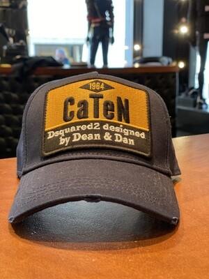 D2 Cap CATEN black