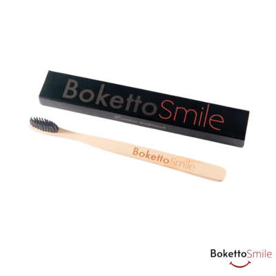 Boketto Smile Bamboo Toothbrushes