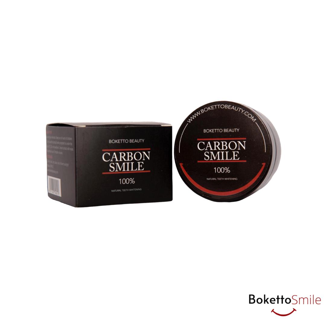 Boketto Carbon Smile Charcoal Powder