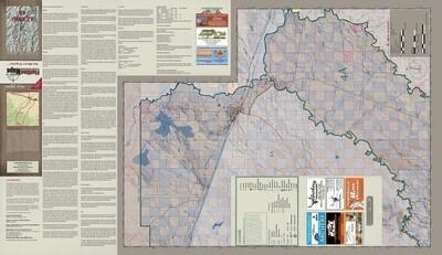 Flatline Maps Arizona Hunt Unit 4A