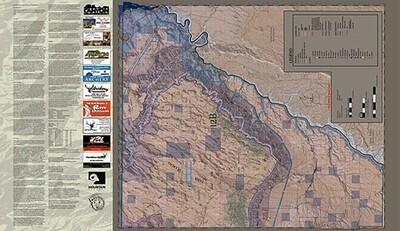 Flatline Maps Arizona Hunt Unit 12B