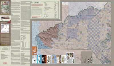 Flatline Maps Arizona Hunt Unit 10