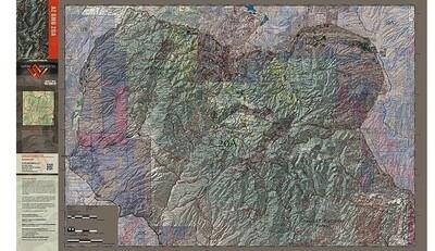 Flatline Maps Arizona Hunt Unit 20A