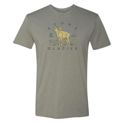 Stone Glacier Golden Ram T-Shirt