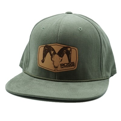 Ross Outdoors Ram Patch Timberline