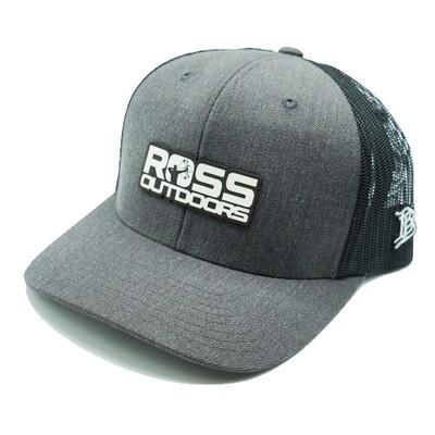 Ross Outdoors Branded Bills Archer Snapback