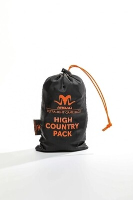 Argali High Country Pack Ultralight Game Bag Set