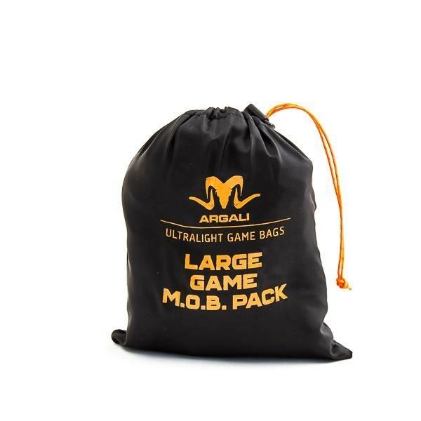 Argali Large Game M.O.B. Pack Game Bag Set
