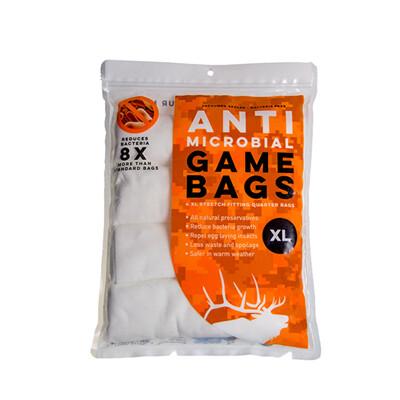 Koola Buck Anti-Microbial Elk Quarter Game Bags