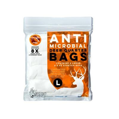 Koola Buck Anti-Microbial Deer Quarter Game Bags