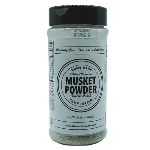 Musket Powder Black Label Seasoning