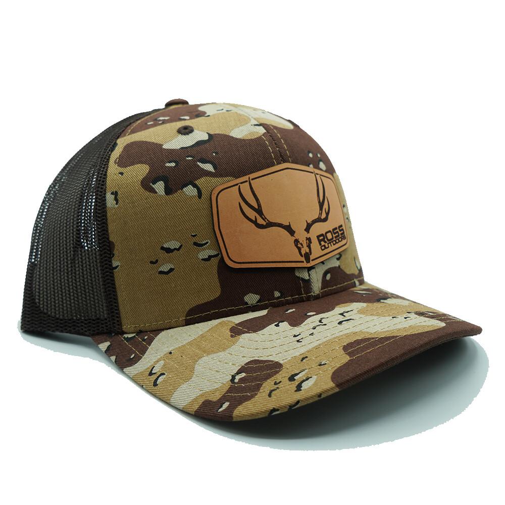Ross Outdoors Desert Muley 112P Hat