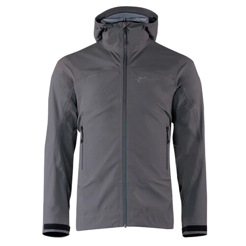Stone Glacier M5 Rain Jacket Granite Grey