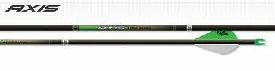 Easton Axis 4mm Match Grade Long Range 6 Pack Arrows