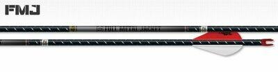 Easton Full Metal Jacket Match Grade 4mm 6 Pack Arrows