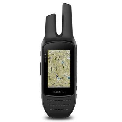 Garmin Rino 755t 2-Way Radio/GPS Navigator with Camera and TOPO Mapping