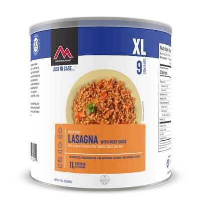 Mountain House Lasagna #10 Can