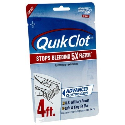 Adventure Medical Kits Quick Clot