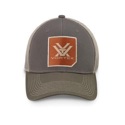 Vortex Clipped Corner Hat
