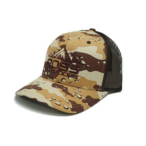 Ross Outdoors Desert Camo Hat