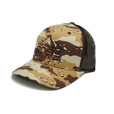 Ross Outdoors Desert Camo Hat